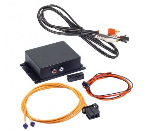 Aux adapter Audi A6 / A8 / Q7 Most MMI / Basic / Basic Plus
