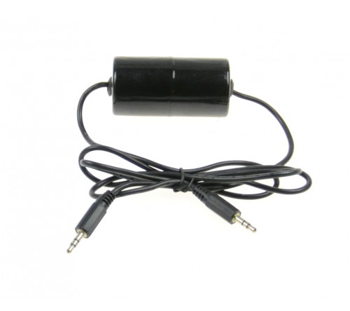 Aux adapter Ground loop isolator / Noise filter / 3.5mm Jack