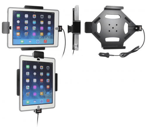 Brodit h/l Apple iPad Air/9.7 USB sig. (veerweerstand)-Otter