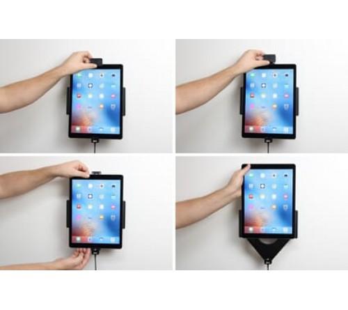 Brodit h/l Apple iPad Pro USB sig.plug (veerweerstand)