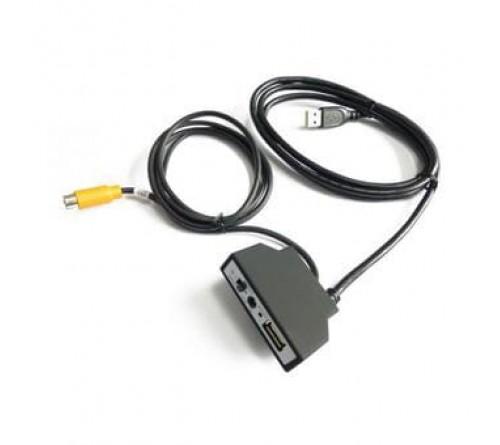 Aansluiting usb/aux met switch gw pro bt EXT1CP2