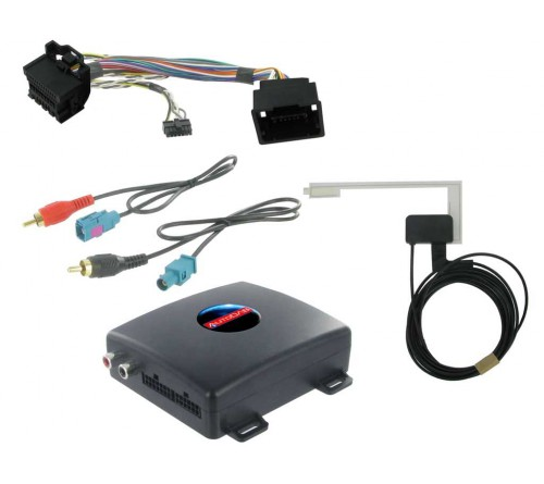 DAB Interface Kit Opel Astra/Meriva/Insignia + Stw interface