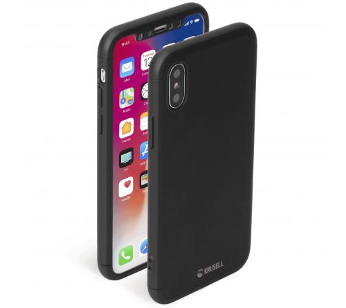 Krusell Arvika 3.0 Cover Apple iPhone X / XS - Black