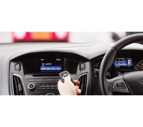 DAB+ integratie via FM transmitter + IR Remote