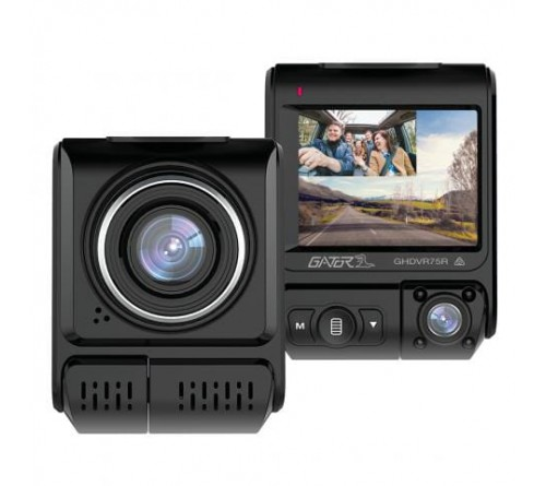 Gator dashcam + In-cabin cam Full HD + 16GB Micro SD