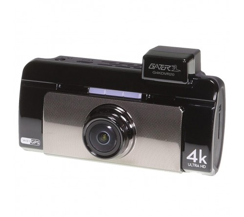 Gator dashcam 4K UHD DVR 2160p +16GB micro sd