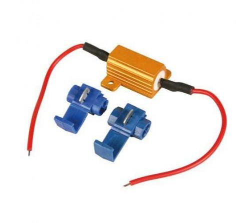 Canbus-weerstand 12 Volt 6 ohm 25 Watt