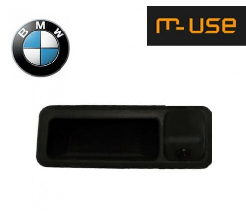 m-use nummerplaat camera OEM BMW E & X-serie NTSC 1/4 Sony