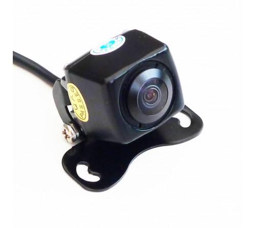 m-use camera universeel mini NTSC 170° norm/spiegel+parklijn