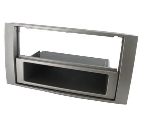 1-DIN frame  C MaxFocus II Fiesta GalaxyMondeoTransit zilver