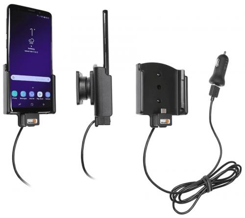 Brodit houder/lader Samsung Galaxy S10e USB sig.plug