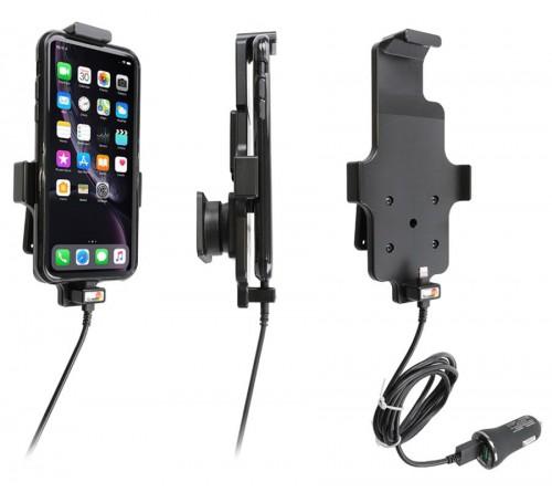 Brodit h/lApple iPhone XR/11/12/ 12 Pro met skin USB sig.