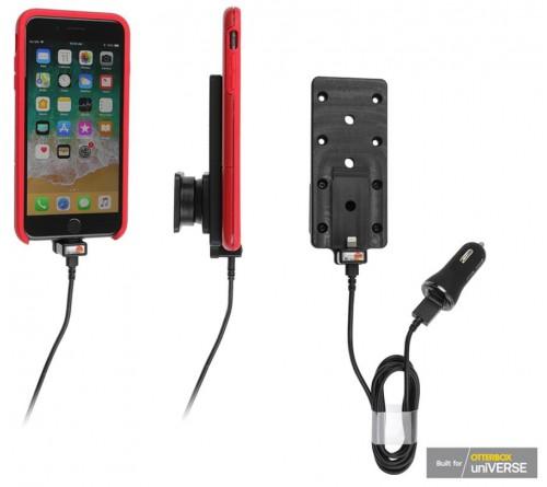 Brodit h/l Apple iPhone XR/11 USB sig.Otterbox uniVERSE Rail