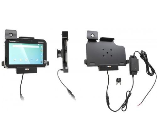 Brodit h/l Panasonic FZ-L1 Fixed install. LOCK