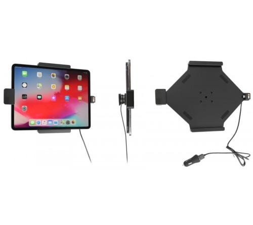 Brodit h/l Apple iPad Pro 12.9 sig.plug Lock (veerweerstand)