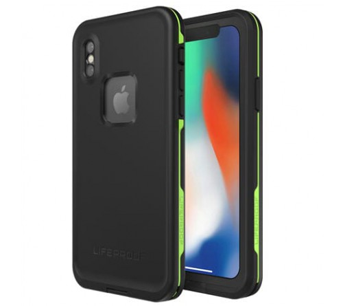 LifeProof Fre Case Apple iPhone X/ Xs - Zwart