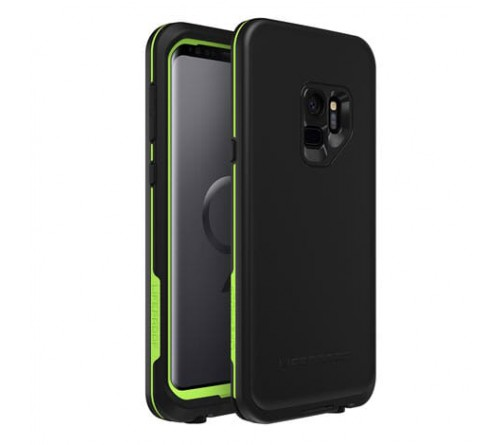 LifeProof Fre Case Samsung Galaxy S9 - Night Lite - Zwart