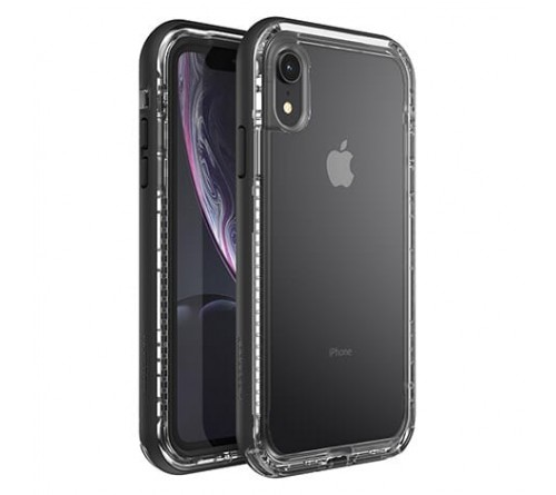 LifeProof Next Case Apple iPhone XR- black crystal