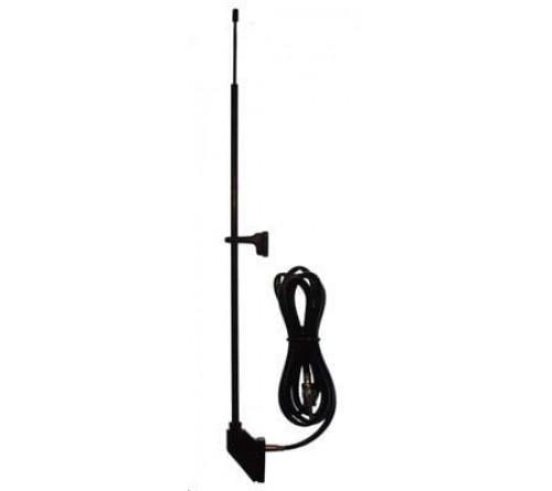 Antenne AM/FM aanbouw zwart