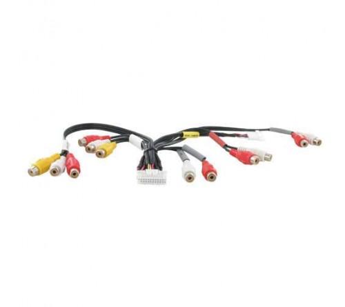 Alpine extensiepoort kabel 24 pins av