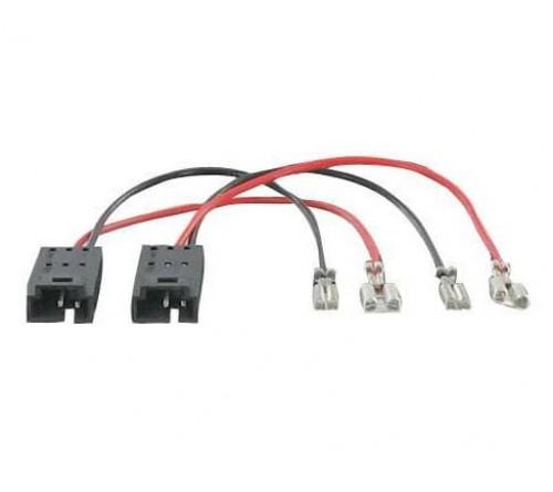 speaker adapter set Citroen jumper/fiat ducato/ford KA