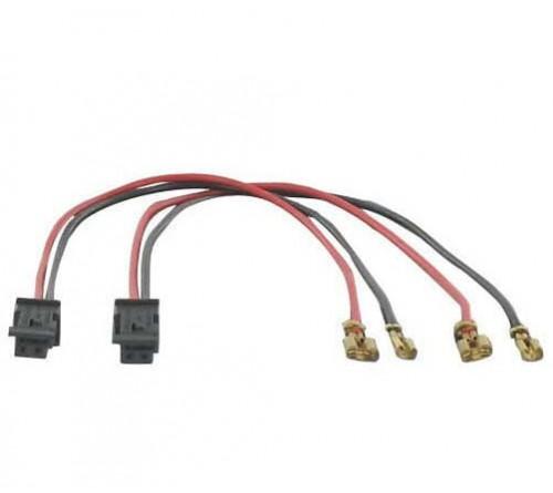 speaker adapter set Mercedes C/E klasse tweeter