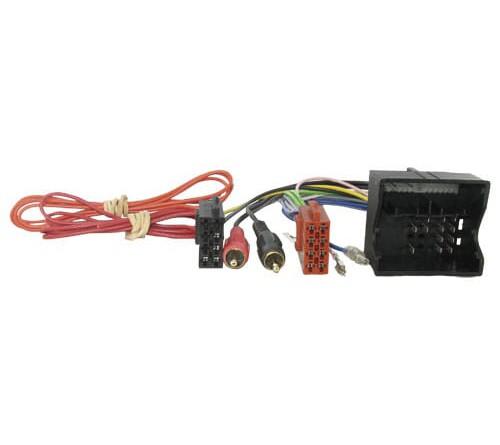 Actiefadap. Audi 2007- NIET voor BOSE systemen 404 min most/
