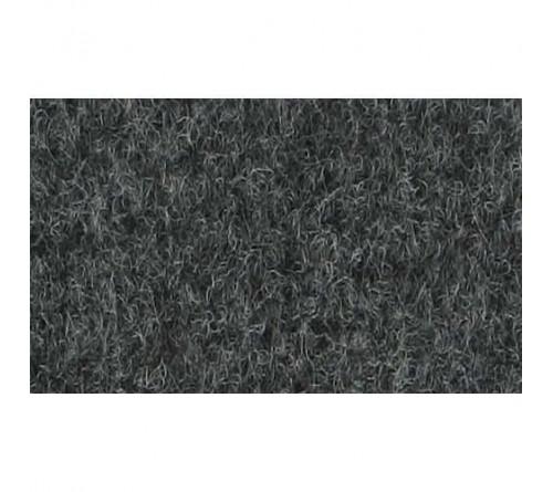 Hoedenplankstof donker grijs  75 x 140 cm