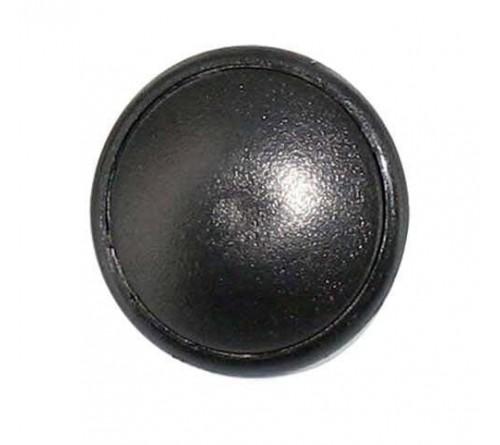 Antennestop 24mm zwart