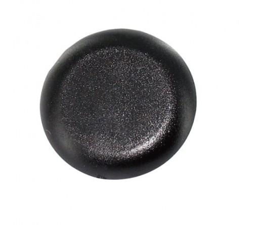 Antennestop 38 mm zwart
