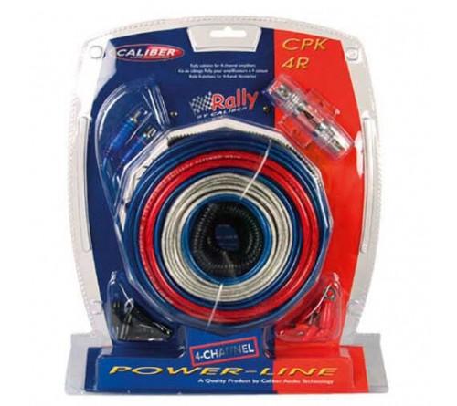 kabel kit Rally voor versterkers tot 500 watt