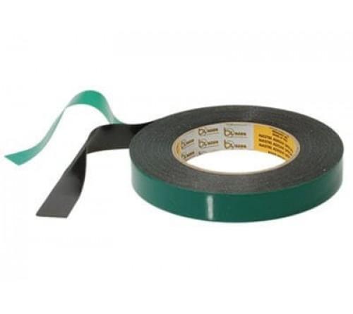 Dubbelzijdig klevend tape schuim 20mm x 10m x dikte1mm