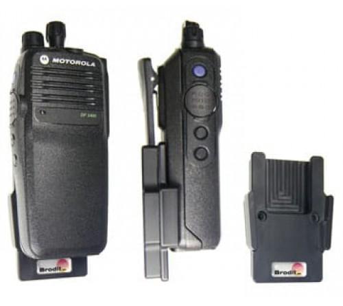 Brodit Houder Motorola MOTOTRBO DP3400/3401