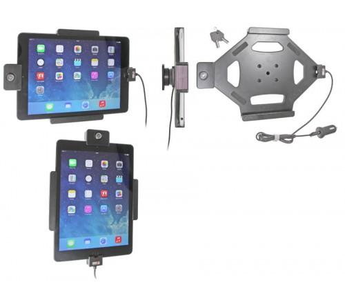 Brodit h/l Apple iPad Air/iPad 2017 2018 USB Sig. Plug LOCK