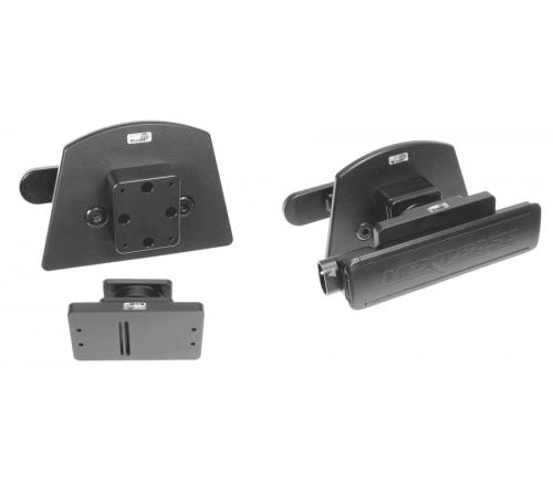 Brodit Headrest mount set Volvo V90 19-/Nextbase Duo Cinema
