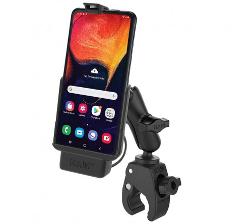 RAM Powered Tough-Claw™ Mount for Samsung Xcover Pro