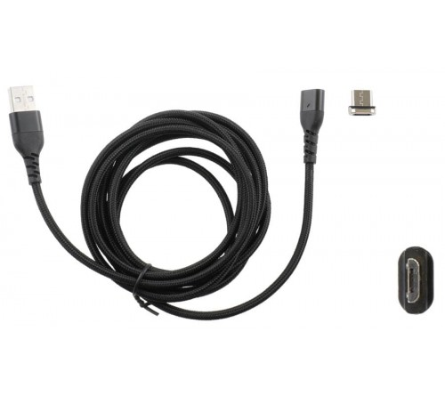 Brodit Charging Cable with magnetic tip  Micro-USB to USB-A