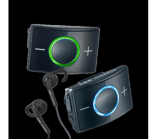CEECOACH communicatie duo set  kleur  zwart