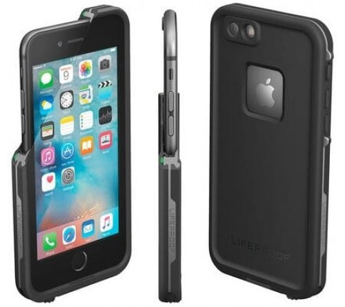 LifeProof Fre Case Apple iPhone 6/6S - Zwart