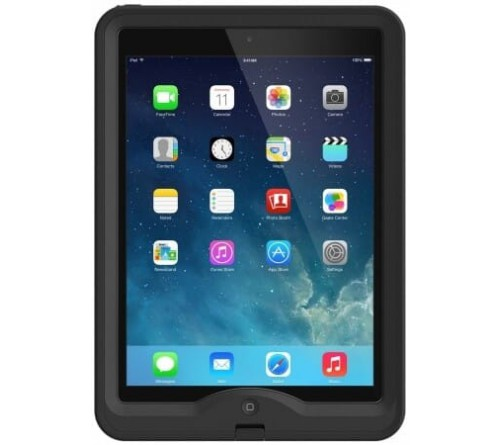 LifeProof Nuud Case Apple iPad Pro 9.7 - zwart