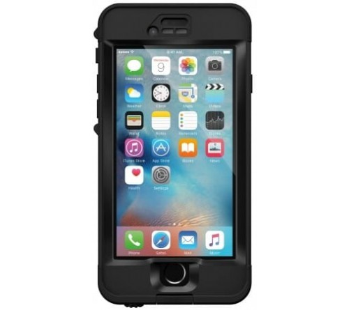 LifeProof Nuud Case Apple iPhone 7 Plus/8 Plus - Zwart