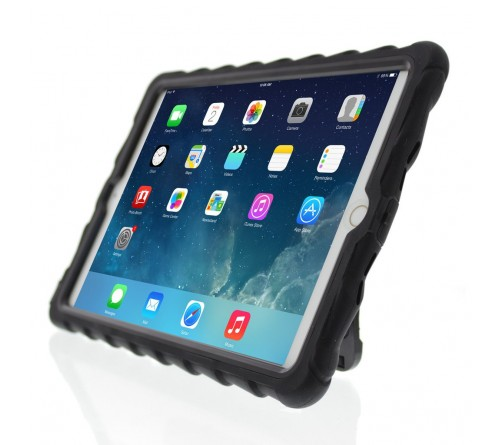 Gumdrop Drop Hideaway with Stand Apple iPad 2017/2018 Black