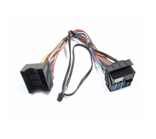 Aux kabel Ford Focus / Fiesta / Mondeo Sony 6000CDC AUX knop