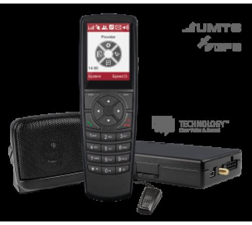 Pei Tel PTCarphone 530 kleurenscherm (vaste inbouw) UMTS/GPS